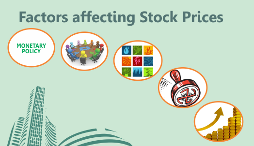 بررسی عوامل موثر بر قیمت سهام و رفتار بازار بورس اوراق بهادار