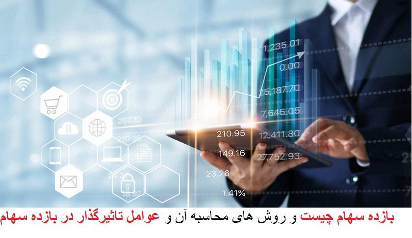 بازده سهام چیست و روش های محاسبه آن و عوامل تاثیرگذار در بازده سهام