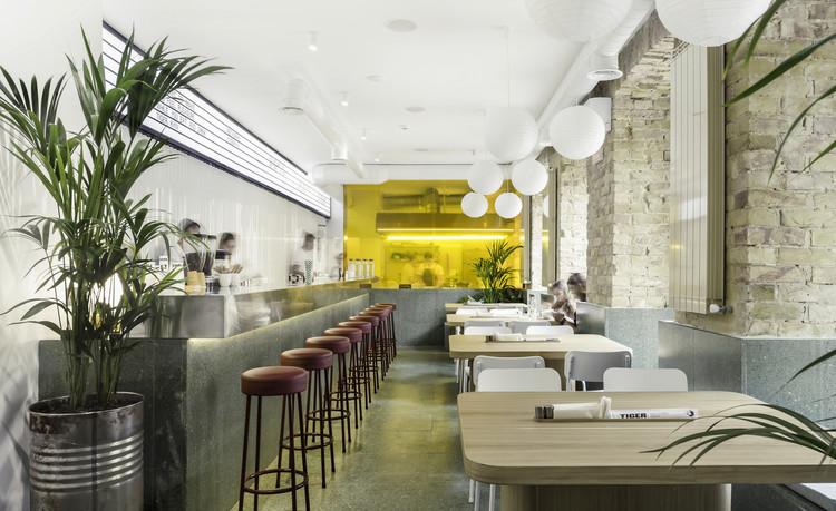 راه اندازی رستوران ششمین ایده