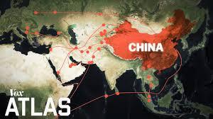 تجارت چین با جهان