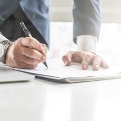 عقد قرارداد با سبدگردان بورس