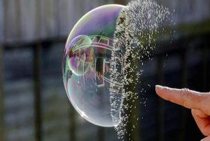 برای اینکه در بورس گرفتار حباب نشویم چکار کنیم؟