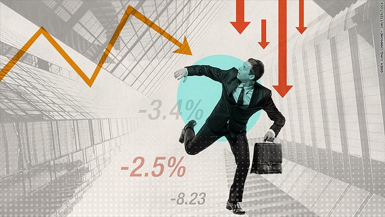 تاثیر ترس در سبک معاملههای بورسی