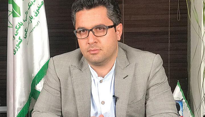 """محمود طهماسبی از بازگشایی نماد """"مدیر"""" در هفته جاری خبر داد"""
