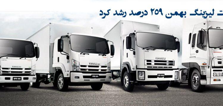 سود شرکت لیزینگ بهمن «ولبهمن» 259 درصد رشد کرد