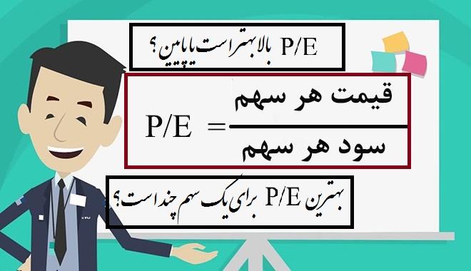 نسبت p/e بالا بهتر است یا پایین؟ بهترین p/e برای یک سهم چند است؟