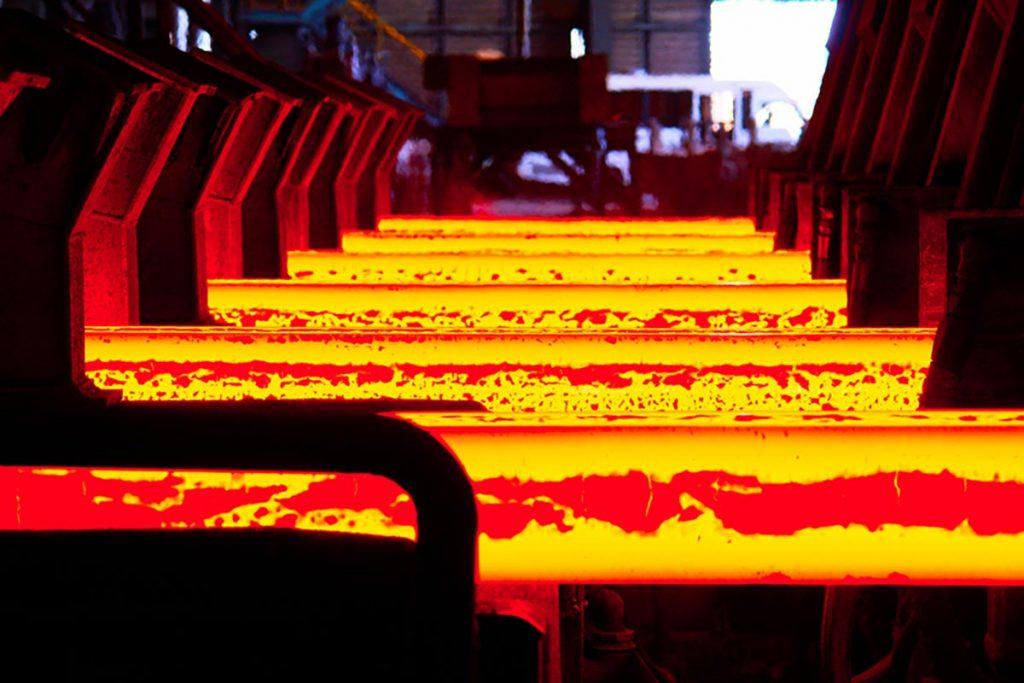 پذیرش شمش فولادی شرکت ذوب و نورد شمش تبریز در بورس کالا
